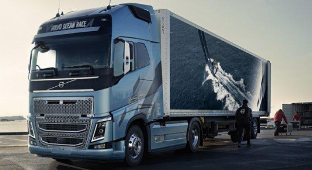 Преимущества грузовиков Вольво