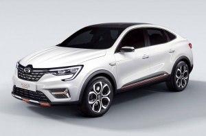 Samsung представил свой Renault Arkana