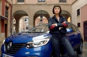 Встречайте новое лицо нового Renault Kadjar
