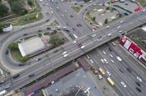 В Киеве на неделю полностью закроют проспект Победы