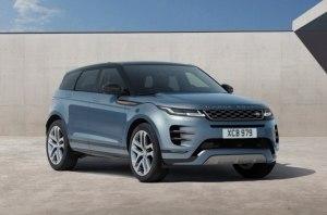 Новый Range Rover Evoque получил 5 звёзд в рейтинге безопасности EURO NCAP
