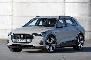 Статистика продаж электромобилей Audi e-tron quattro на европейском рынке