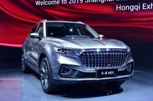 Hongqi HS5: полный привод и цена ниже, чем у конкурента BMW X3