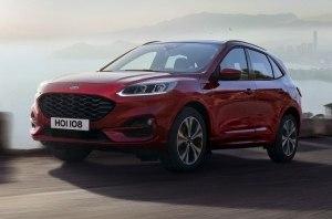 Ford выпустит «заряженный» электрокроссовер и «доступную» машину