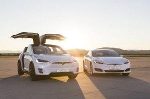 Tesla приступила к обновлению своих флагманских моделей Model S и Model X