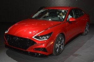 Hyundai Sonata и KIA Optima получат полный привод