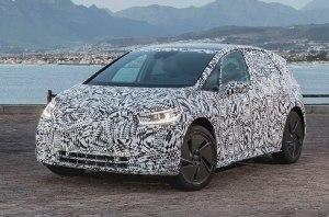Электрокар VW I.D. будет дороже, чем ожидалось