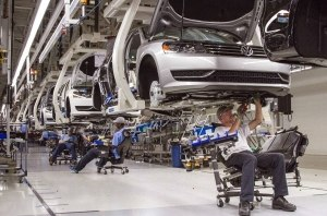 Volkswagen потерял более 30 млрд евро из-за «Дизельгейта»