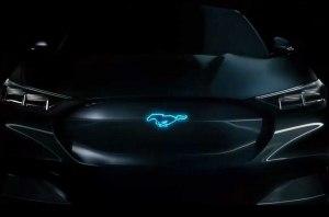 Ford придумал имя для электрического кроссовера в стиле Mustang