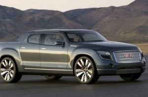 General Motors подтверждает планы производства электрического пикапа