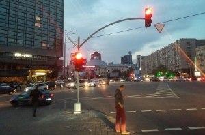 Светофоры в столице обеспечат оборудованием бесперебойного питания