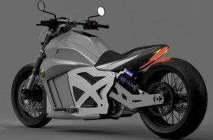 Evoke Motorcycles представила окончательный дизайн своего электрокруизера