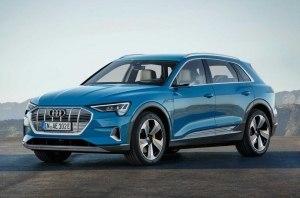 Audi e-tron способен проехать на одной зарядке до 446 км
