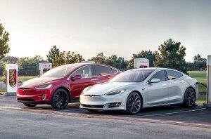Автомобили Tesla Model S и Model X получат новые электродвигатели