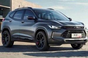 GM рассекретила интерьер нового Chevrolet Tracker