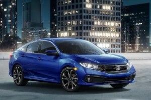 Honda анонсировала выход нового Civic